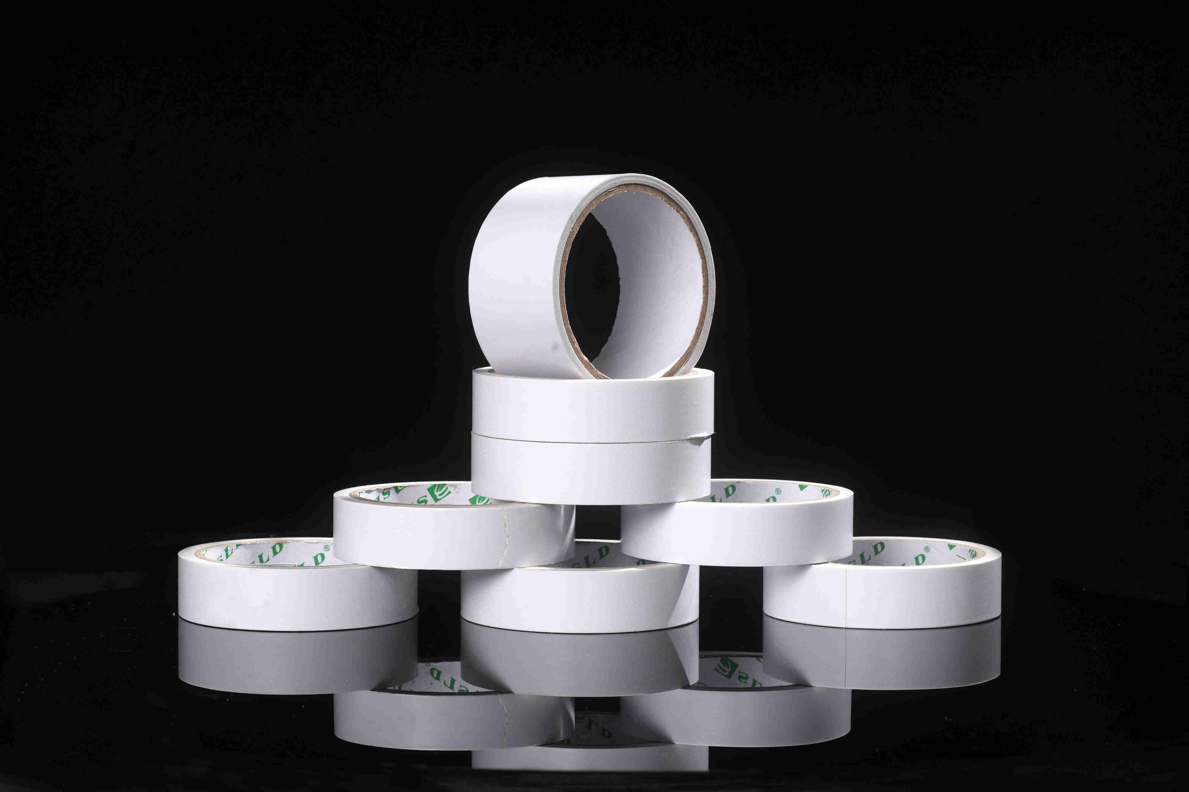 Double side BOPP tape